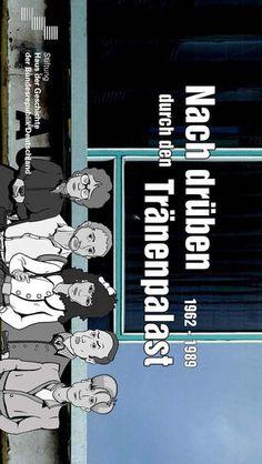 """Die Stiftung Haus der Geschichte der Bundesrepublik Deutschland präsentiert diese App zur Dauerausstellung """"GrenzErfahrungen. Alltag der deutschen Teilung"""" im Tränenpalast in Berlin. Der Tränenpalast ist die ehemalige Ausreisehalle von Ost nach West am Bahnhof Friedrichstraße. Hier erlebten die Menschen unmittelbar, wie stark sich die deutsche Teilung auf ihr persönliches Leben auswirkte."""