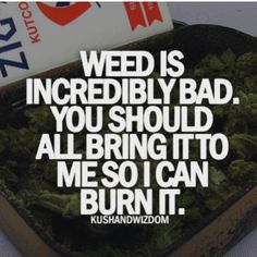 The very best cannabis humour Weed Memes, Weed Humor, Drug Memes, 420 Memes, Ganja, Bob Marley, Stoner Humor, Stoner Quotes, 420 Quotes