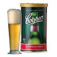 Coopers European Lager Beer Making Kit - 1.7 Kg - 40 Pints