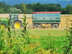 Semi Trailer, Tractors, Vehicles, Tractor, Vehicle