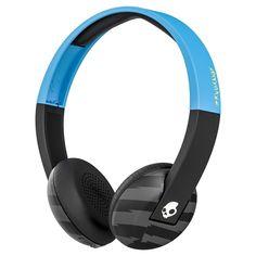 Skullcandy Uproar Wireless One-Ear Headphone Blue Best In Ear Headphones 6f76951cd324
