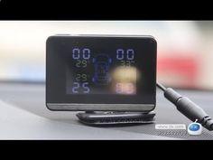 Videorecensioni: #CAREUD #U800L-WF #Solar Power Tire Pressure Monitor System DealeXtreme DV (link: ift.tt/2gFb5Gz )