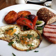 Cypriot Breakfast.....