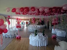 10 Cheap Birthday Décor Ideas - ideas and suggestions about celebrating your kids birthday under a low budget. Balloon Decorations, Birthday Party Decorations, Baby Birthday, 50th Birthday, Cheap Birthday Ideas, Balloon Clusters, Balloons, Décor Ideas, Party Ideas