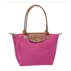 Pink long champ bag!