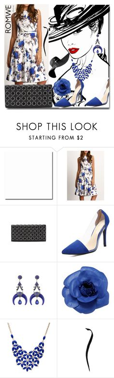 """""""5#Romwe"""" by fatimka-becirovic ❤ liked on Polyvore featuring Chanel and Alexa Starr"""