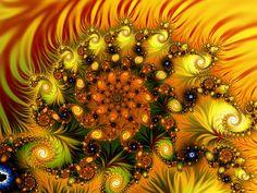 Spiral Fractal | UF fractal program The children have a wee… | Flickr - Photo Sharing!