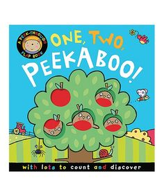 One, Two, Peekaboo! (Peek-Through Flap Books) by Annette Rusling A peek-through flap book Toddler Books, Childrens Books, Caterpillar Book, Used Books Online, New Children's Books, Vocabulary Building, Book Nooks, Peek A Boos, Book Authors