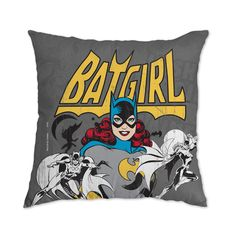 Almofada Power Girls Batgirl #Batgirl #bandUP #LojaDCComics #Powergirls