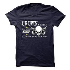 CROWN Rules Limited Edition 99/100 So Hot In 2015 T-Shirt Hoodie Sweatshirts eou. Check price ==► http://graphictshirts.xyz/?p=52540