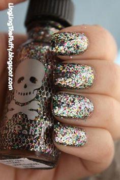 glitter... :)