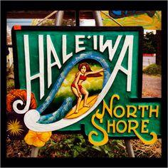 North Shore, Hawaii (Banzai Sushi, Ted's Bakery, Giovanni's Shrimp Truck, etc.)