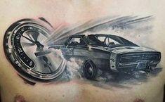 mercedes name tattoo ideas ~ mercedes tattoo ideas . mercedes name tattoo ideas Car Tattoos, Sexy Tattoos, Body Art Tattoos, Sleeve Tattoos, Tattoos For Women, Tattoos For Guys, Engine Tattoo, Hot Rod Tattoo, Motor Tattoo
