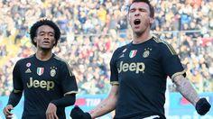 Mandzukic og Barzagli er tvivlsomme mod Verona