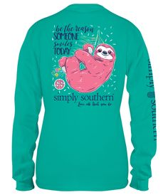 Simply Southern Women/'s Knit Pullover Bears Size LS XXL 2XL