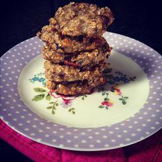 3 Ingredient Protein Cookies