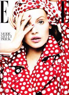 Elle Cover – Eye Got You Covered