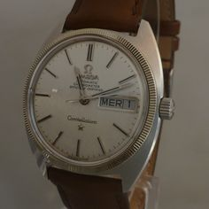 OMEGA vintage 1970 constellation day date ref st 168.029 cal 751