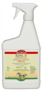 32 oz Bio-Groom Repel-35 Fly Spray
