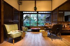 Traditional Interior Design Ideas For A Beautiful Home Japanese Style House, Japanese Interior Design, Antique Interior, Cool Rooms, House Rooms, Old Houses, Interior Architecture, Living Room Designs, House Design