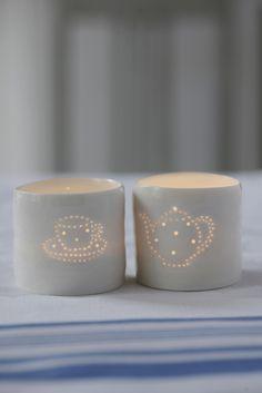 Luna mini teaset tea lights