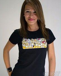 Camiseta - Avalancha