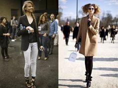 anna selezneva on Street Style  LA MODELLA MAFIA