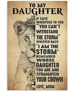 Love You Daughter Quotes, Mother Daughter Quotes, To My Daughter, My Beautiful Daughter, Daughter Birthday, Sayings About Daughters, Daughter Quotes Funny, Son Sayings, Son Quotes From Mom