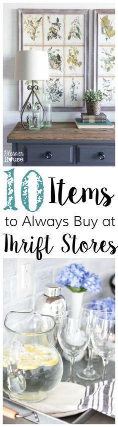 10 Items to Always B