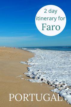 Budget itinerary: Faro, Algarve, Portugal (2 days) via @ador4adventure