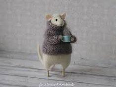 """Résultat de recherche d'images pour """"how to needle felt a mouse"""""""