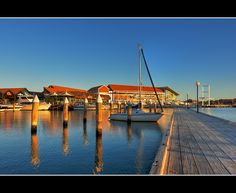 Hillarys Boat Harbour, WA (HDR) by Nicholas Woods, via Flickr