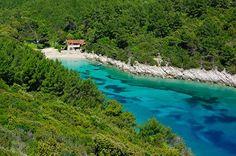 Korcula Island - Beaches and Coves -