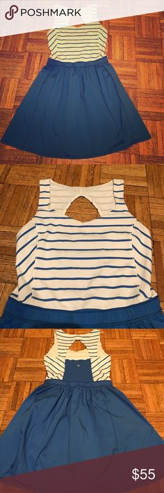 Lululemon Pipe Dream Tennis/Running Dress Size 6 Lululemon Athletica Pipe Dream tennis/running dress. This dress dress is mixed swift and luxtreme. It has pockets. Size 6 lululemon athletica Dresses