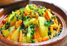 Tajine de Legumes | Xtudo Receitas