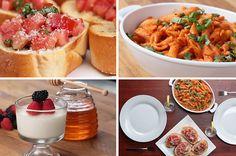 3-Course Italian Dinner