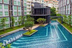 Fully furnished condominium on Phra Phuket Kaew Road, Near many department store. Call 1685