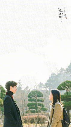 Goblin12 Goblin Korean Drama, Korean Drama Stars, Korean Tv Series, Witch, Goblin Kdrama, Kim Go Eun, Lonely, Drama Korea, Gong Yoo