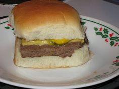Cheeseburger Sliders