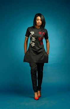 I adore latest african fashion look African Attire, African Wear, African Women, African Dress, African Style, African Fashion Designers, African Print Fashion, African Fashion Dresses, Yomi Casual