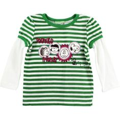 Barbie Peanuts WHITE  Snoopy T-SHIRT W// SNOOPY WRITTEN IN RAINBOW COLORS
