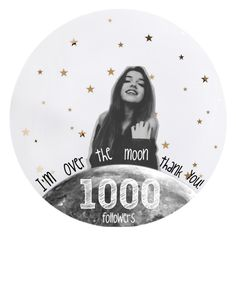 """1000 followers! Thank you!"" by beauty-from-ashes ❤ liked on Polyvore featuring art"
