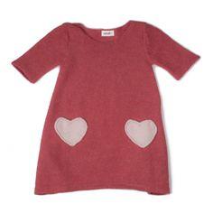 Red Heart Dress