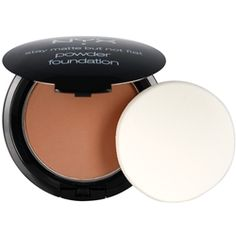 NYX Stay Matte But Not Flat Powder Foundation Creamy Natural, compact foundation, powder make up Nyx Powder, Matte Powder, Mineral Powder, Drugstore Powder, Foundation For Oily Skin, Natural Foundation, No Foundation Makeup, Mineral Foundation, Matte Foundation