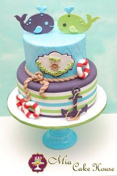 Baby Shower Cake Cake Gallery, Cake Creations, Baby Shower Cakes, Cake Designs, Amazing Cakes, Baby Showers, Birthday Cakes, Bakery, Babies