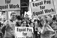 Don't you think women deserve equal pay for equal work?  American women are almost no closer to receiving equal pay for equal work than five years ago after the Lilly Ledbetter Fair Pay Act was signed into law. Equal pay relates to the full range of payments and benefits, including basic pay, non-salary payments, bonuses and allowances.Follow us on https://twitter.com/RobinHoodTax, @Robinhoodtax  www.facebook.com/.... #RHTUSA Please PIN and SHARE