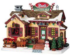 Lemax Christmas - Noel's Christmas Shop (95818)