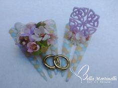 The Eternal Unity Celtic Knot. In Unison by Bella Martinelli. #GelishPlayAtHome #NAILSNTNA #nailsmagazine #NTNA #3dgel #3dnailart #wedding #brideflowers #weddingring #flowersbouquet