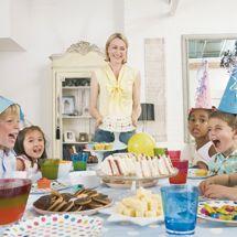 Buenas ideas para organizar una fiesta infantil
