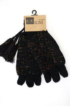 CC Flecked Gloves